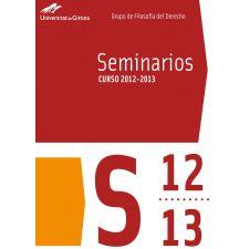 Ja està disponible el programa de seminaris del Grup de Filosofia del Dret