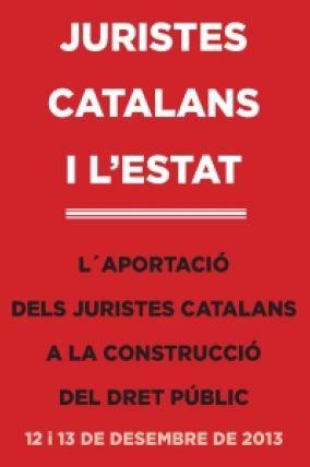 Juristes catalans i l'Estat