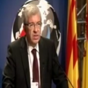 Mesa redonda: Seguridad jurídica e inversión internacional 1. Preside D. Miquel Roca Junyent