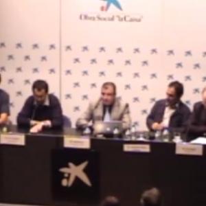 Jornada Gironella: un ciutat, un temps, una literatura. Taula rodona. (Girona, 05 de novembre de 2012).