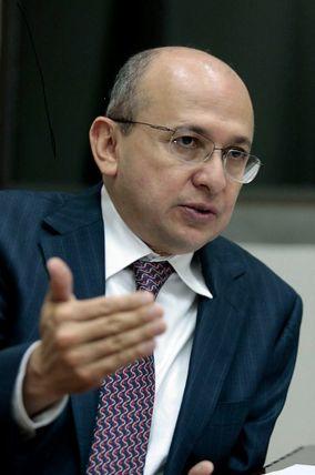 Seminari: Dr. Luís Eduardo Montealegre, Universitat Catòlica de Colòmbia, ex Fiscal General de la Nació