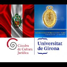 Curs d'especialització per a 20 fiscals del Ministerio Público de la República del Perú