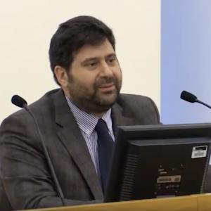 Carlos Pizarro, Universidad Diego Portales;