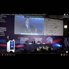 Éxito do II Congresso de Segurança Juridica e Democracia em Iberoamérica
