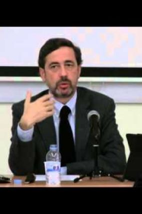 Seminari: Dr. Juan Carlos Bayón, Universitat Autònoma  de Madrid