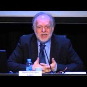 Daniel González-Lagier i Jordi Ferrer, presideix Perfecto Andrés durant el Congrés