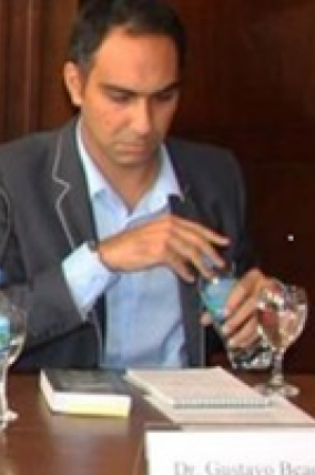 Seminari: Gustavo Beade (Universidad de Buenos Aires)