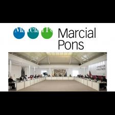 Marcial Pons guardonada amb la Medalla d'Or al Mèrit en les Belles Arts